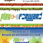 Charity Happy Hour