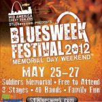 Blues Week 2012