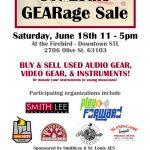 GEARage Sale