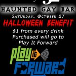 Erney's 32 Haunted Gay Bar