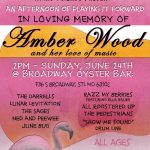 In Loving Memory of Amber Wood at the Oyster Bar 2012