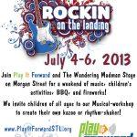 Rockin' Landing 2013