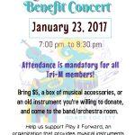 ri-M Benefit Concert