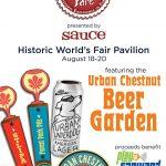 Urban Chestnut Beer Garden STL Worlds Fare 2017