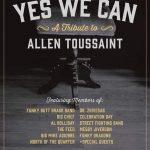 Allen Toussaint Benefit
