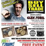 1st Annual St Louis Drum Ambassadors Drum Show and Swap Meet
