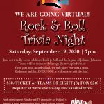 Rock & Roll Trivia Night