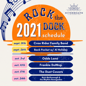 Rock The Dock