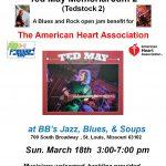 Ted May Memorial Jam 2 (Tedstock 2)