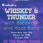 Whiskey and Thunder